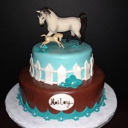 Instagram - #sweetchefpastries #birthday #customcake #vanillacake #marblecake #vanillabuttercream #f