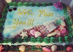 #sweetchef #sweetchefpastry #goodbyecake #wellmissyou #marblecake #vanillabuttercream#brownsugarsand