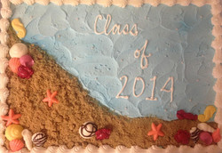 Beach Graduation