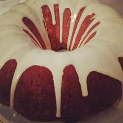 #sweetchef #sweetchefpastry #classic #lemonpoundcake #lemonglaze #bundtcake #fallingasleepwhiletypin