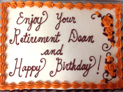 Retirement and Birthday VT Colors