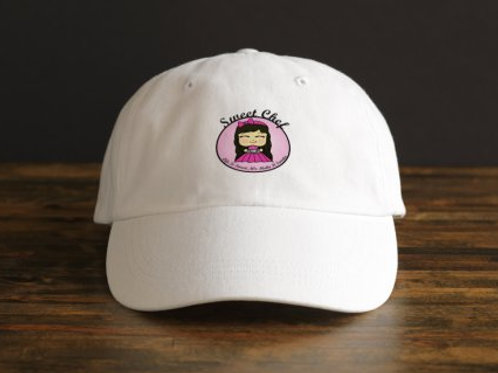 Sweet Chef Logo Cap