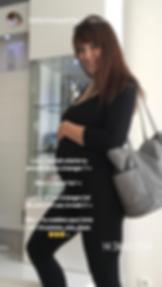 blogueuse enceinte