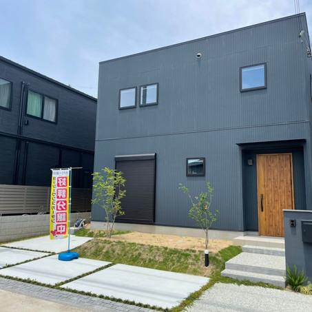 【新築一戸建】加古川市の閑静な住宅地にて 【駐車場2台&庭付き】をUPしました♪