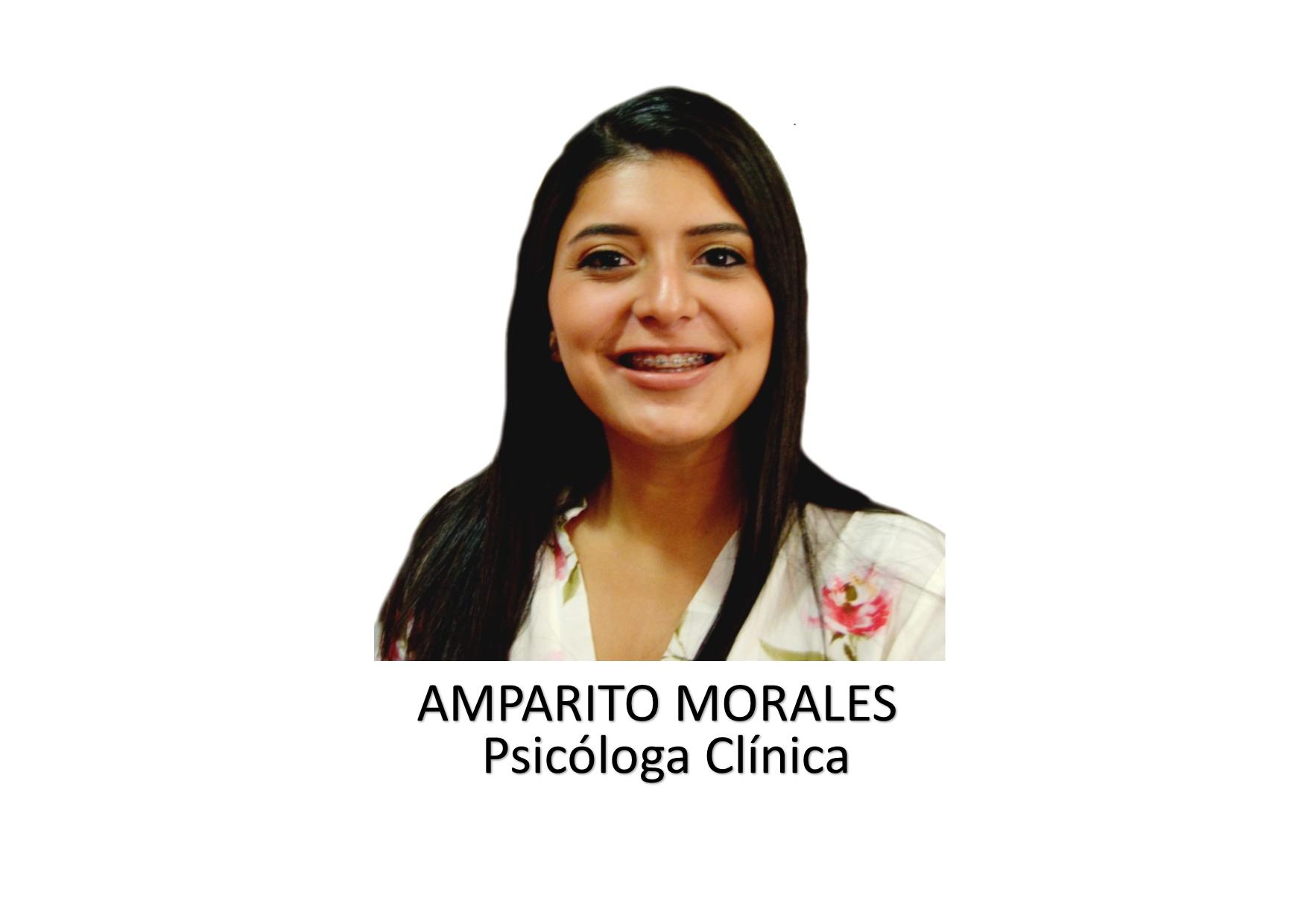 AMPARITO MORALES