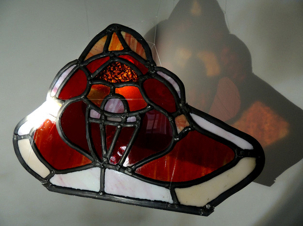 Visible Human Project Stained Glass
