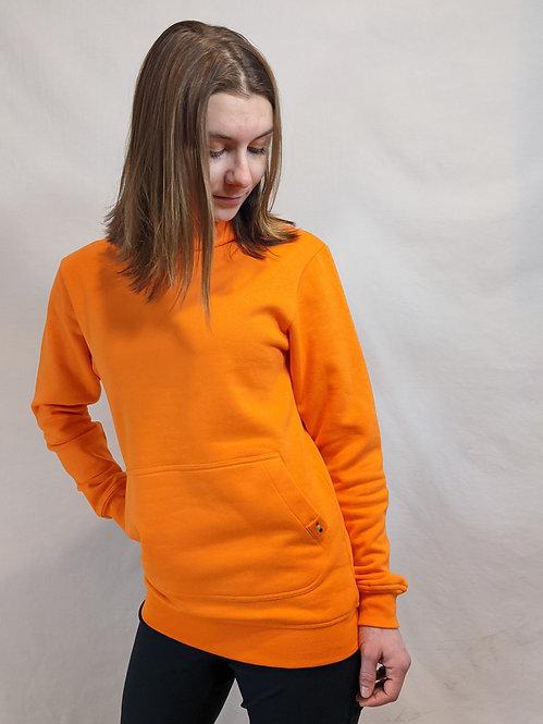 Orange Aloop Hoodie