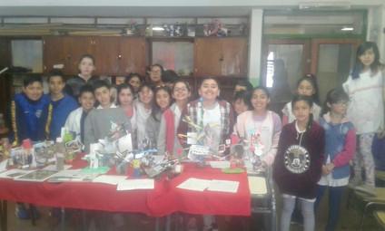 Estudiantes de Bariloche
