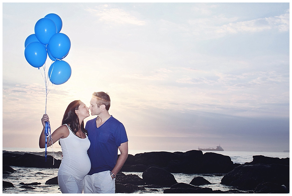 Sean + Chantal   Pregnancy Shoot