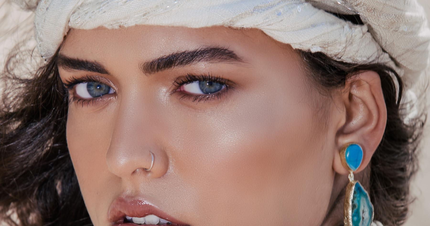 BLEUE | Ammara Vaid | Lauren Oliver Phot