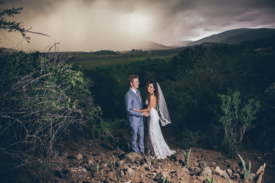 Tyrone + Joanne | Ivala Lodge