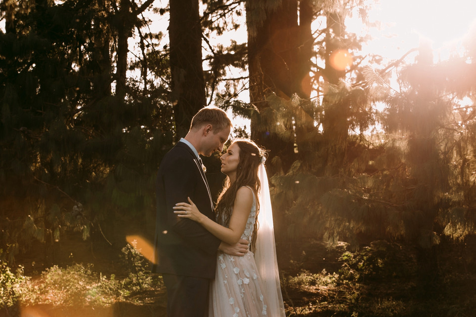 Erin + Andrew | The Glades Farm