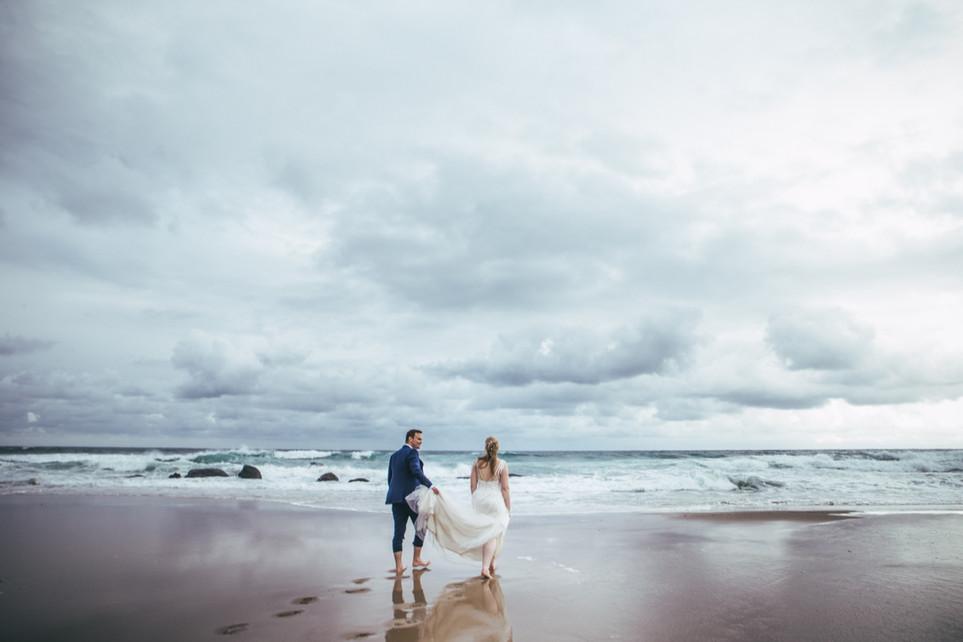 Enzo + Kimberly | The Estuary Hotel