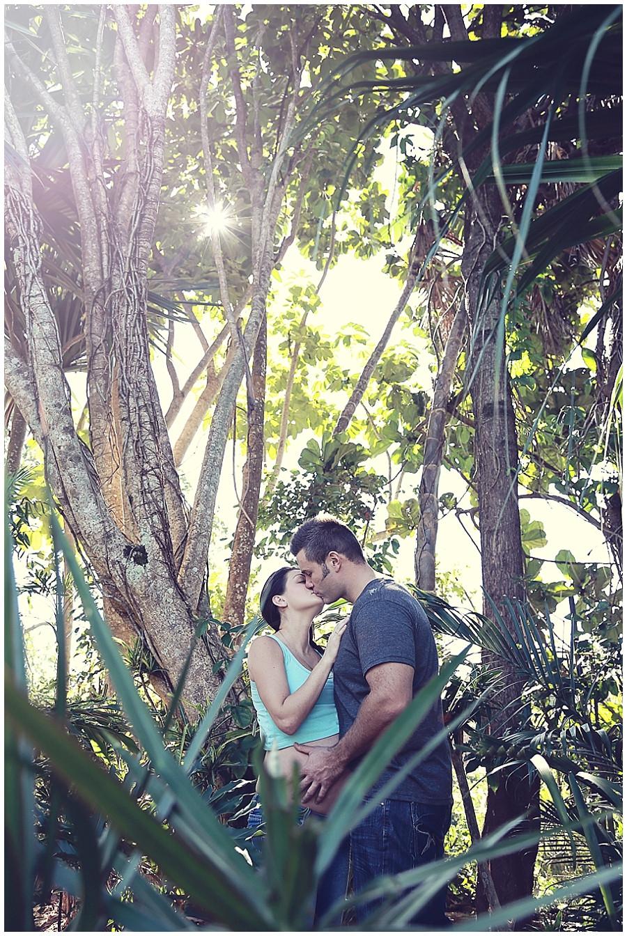 Gareth + Coralie   Pregnancy Shoot