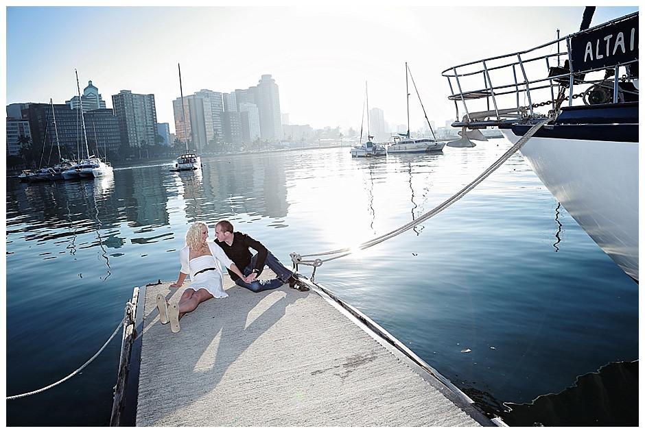 Ryan + Nicole | Wilson's Wharf, Engagement Shoot