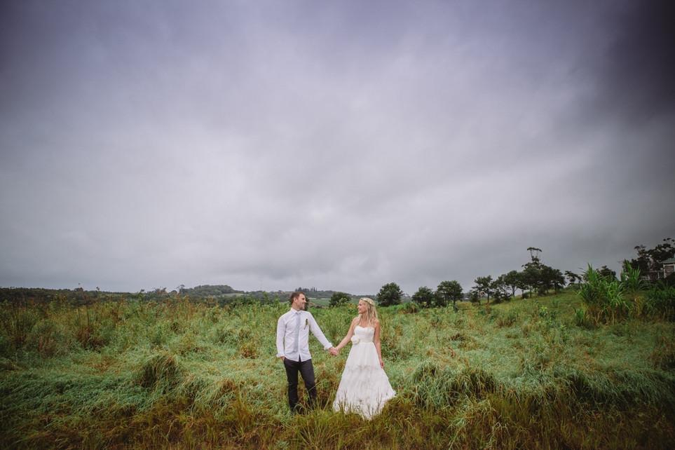 Jon + Therese | Izotsha Creek Estate