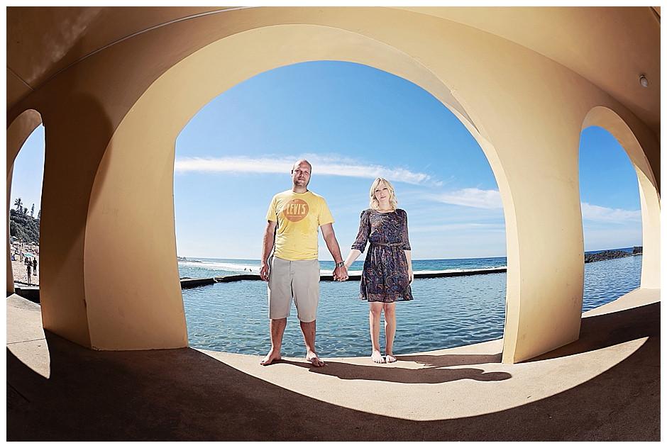 Ray + Susan | Thompsons Bay, Enagagment shoot