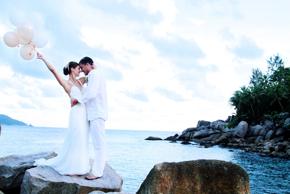 Christian + Amanda | Cap Lazare, Seychelles