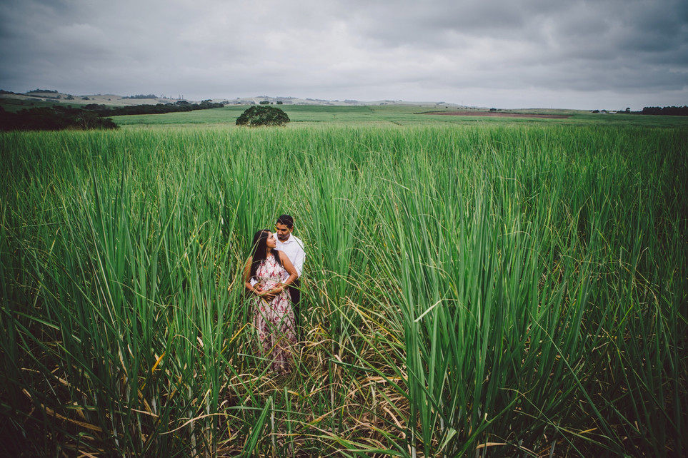Kesendran + Thivashni | Forest Engagement