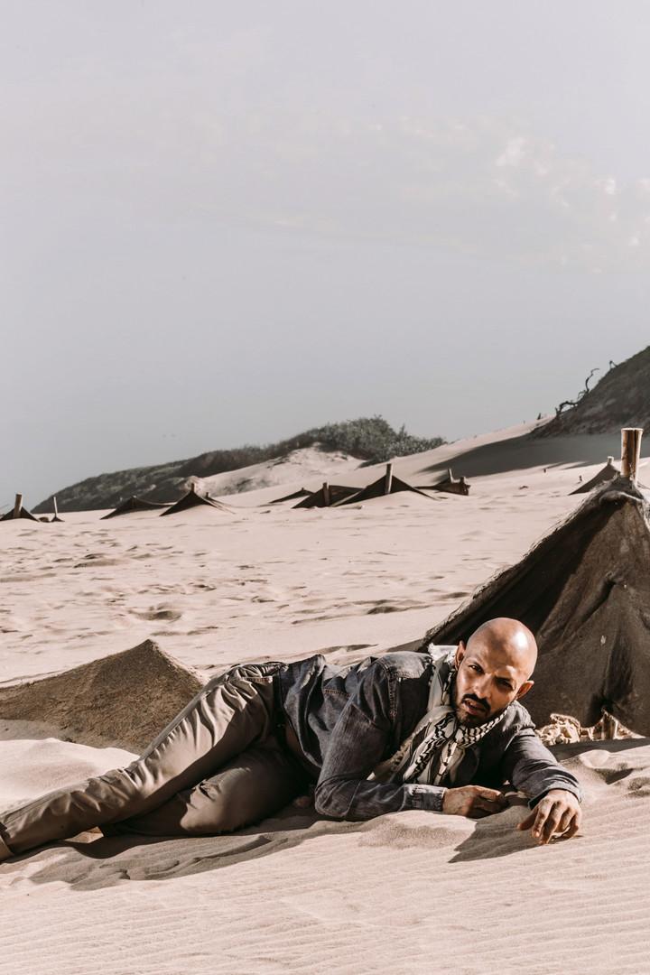 Ashraf Ismail | The Wanderer | Lauren Ol
