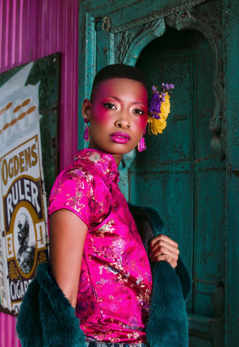 EXOTIC | Thandeka | Lauren Oliver Photog