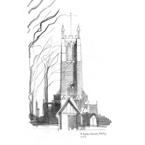 St. Agnes Church, Moseley
