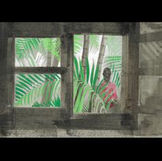 Window view, Jamaica