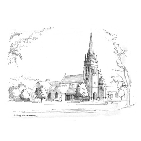 St. Mary and Ambrose