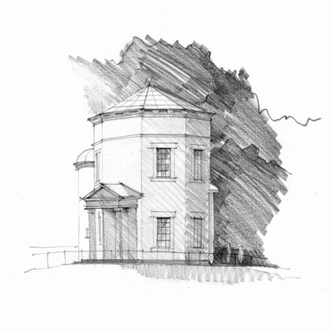 Temple of the Winds, Shugborough Hall