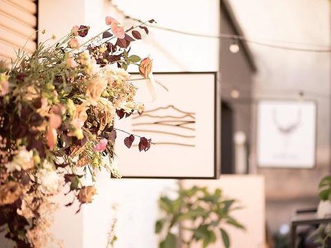 Venue Hire at Feld & Co. _Flower Co-ordi