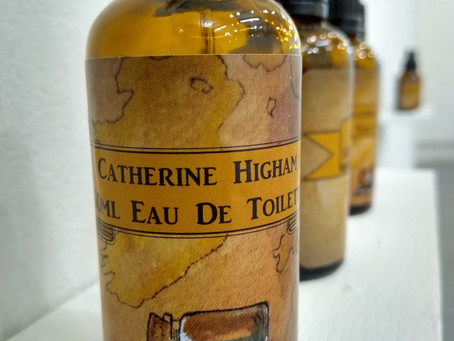 Perfume Portrait #119 – Catherine Higham
