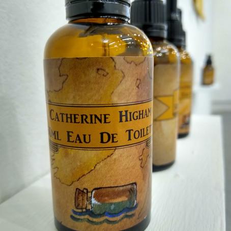 Perfume Portrait #119 – Catherine Higham