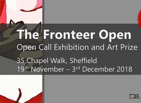 Open Call – The Fronteer Open 2018