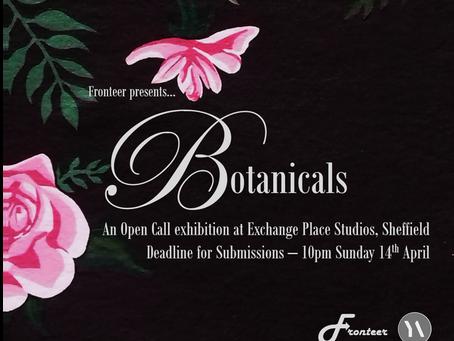 Fronteer Open Call – Botanicals