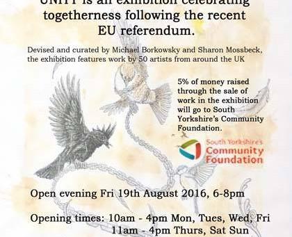 An Invitation to Unity