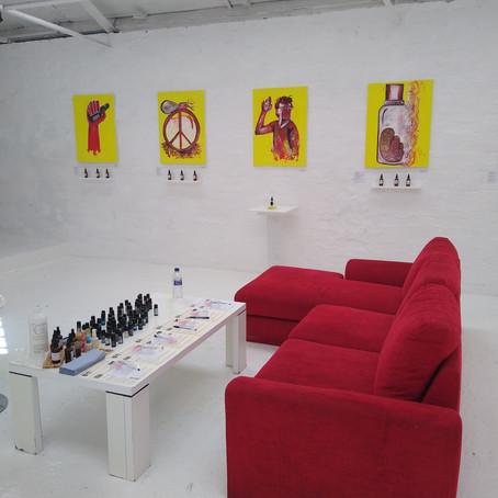 Perfume Portraits #93 – #106
