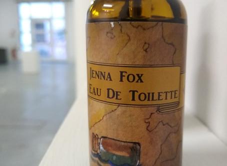 Perfume Portrait #116 – Jenna Fox