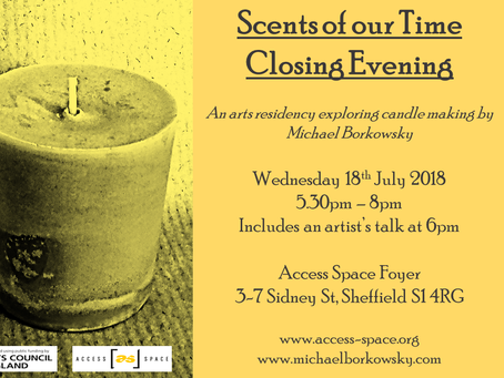 Scents of Our Time – Closing Evening