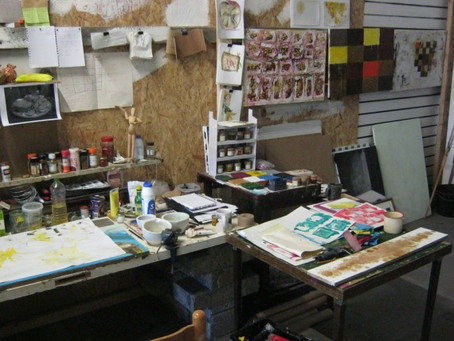 My Open Studio Adventure