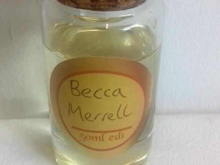 Perfume Portrait #79 – Becca Merrell