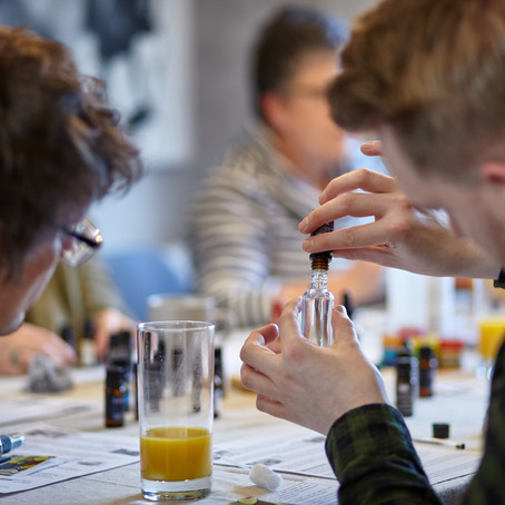 Perfume Making Workshops in Manchester