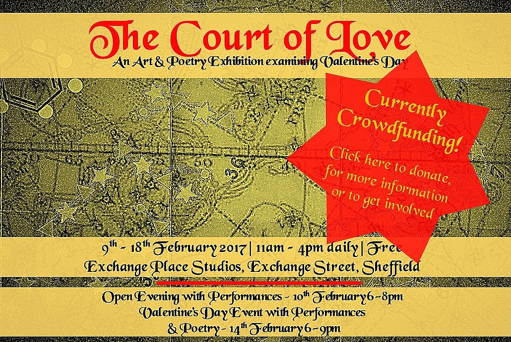 court-of-love-posters-template