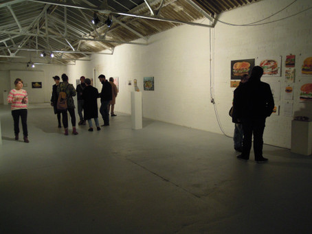 Reflecting on My First Solo Exhibition