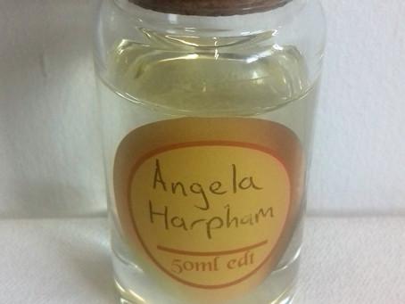 Perfume Portrait #73 – Angela Harpham