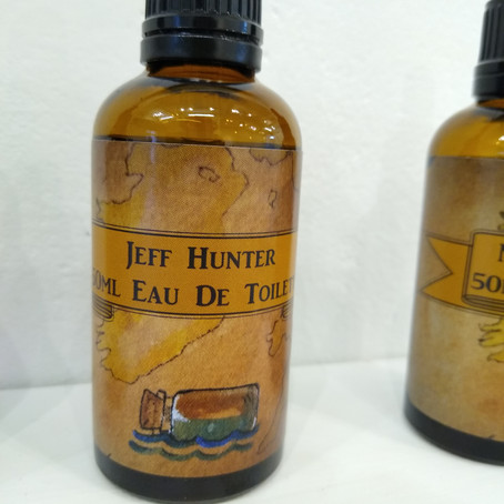 Perfume Portrait #109 – Jeff Hunter