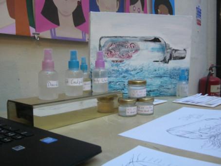 Perfume as Practice Goes Public