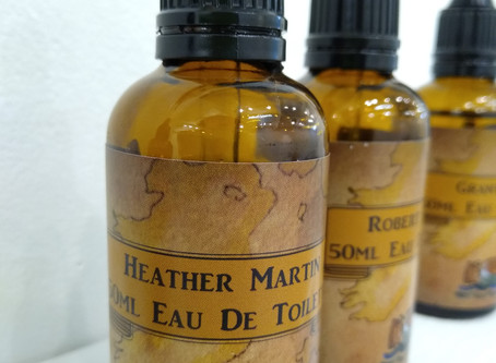 Perfume Portrait #114 – Heather Fiona Martin
