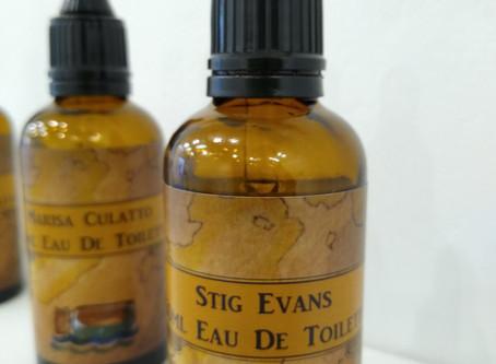 Perfume Portrait #122 – Stig Evans