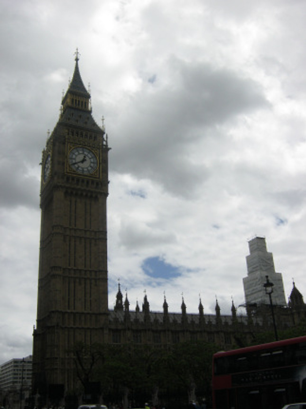 Obligatory photo of Big Ben that has to exist when talking about London and at any cost!