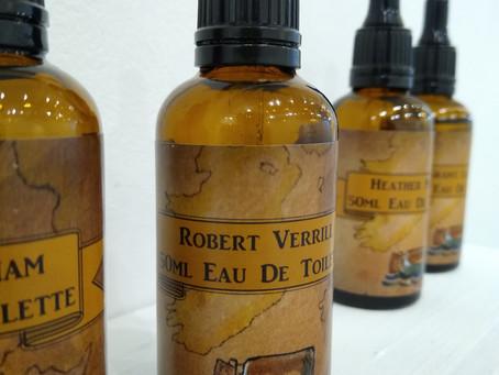Perfume Portrait #115 – Robert Verrill